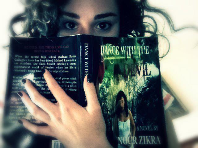 Young adult fantasy novel